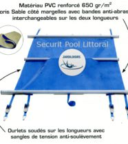 Couverture Securit Pool Littoral