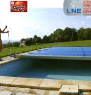 Couverture à barres Securit Pool Excel PLUS