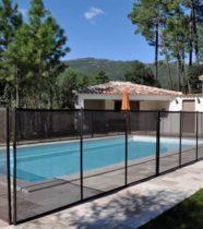 Barriere amovible pour piscine